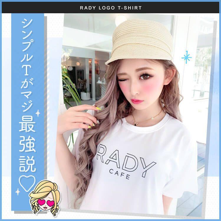 MR3445RADYロゴTシャツ