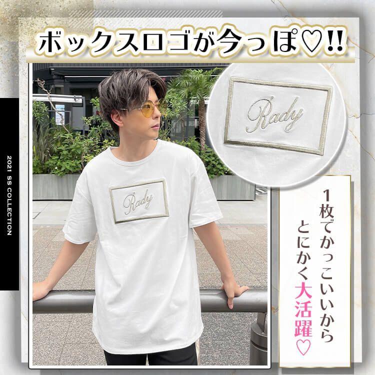 BOXロゴメンズTシャツ