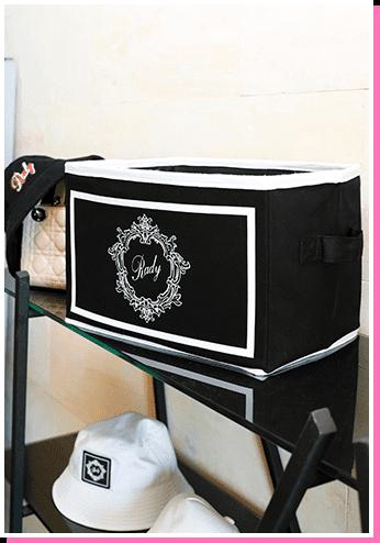 Radyの収納ボックス使い方画像
